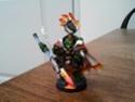 [Space marines-Peinture] Des lézards pyroman Photo036