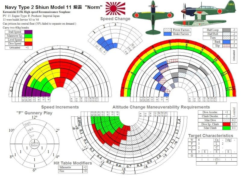 Fiches Air Force Japon E15k11
