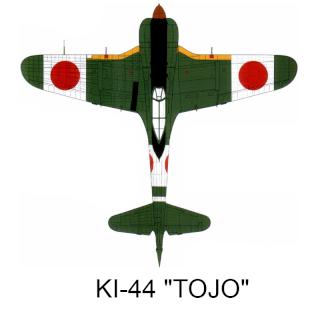 Nouvelle fiches avion pour Air Force Ki-44-11