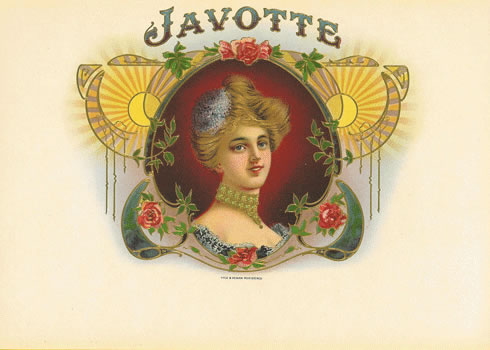 مقطفات من موسيقى باليه جافوت  Javotte -1896 من اعمال سان صانص  1javot10