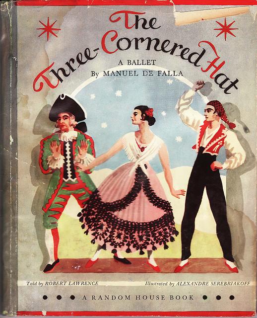 باليه القبعة المثلثة الاركان كاملا للموسيقار الاسبانى مانويل دى فايا 21814711