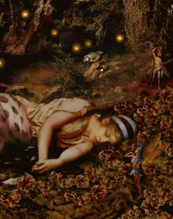 اشهر اعمال مندلسون (افتتاحية حلم ليلة صيف) A Midsummer Night's Dream, Op.61    A_mids10