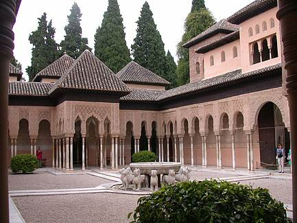 ايبريا اشهر اعمال ايزاك البنيز (الكتب الاربعة كاملة) للبيانو  Alhamb13