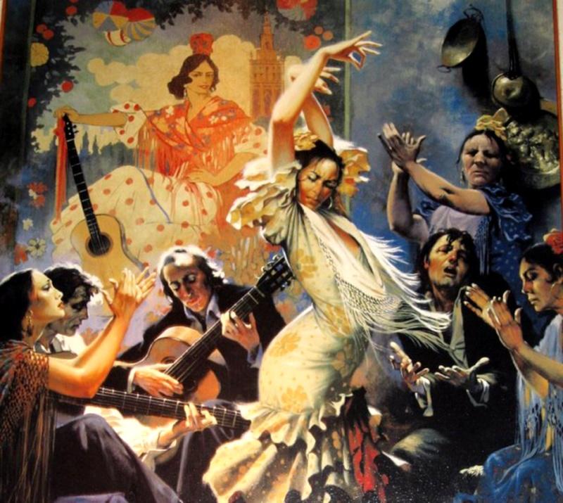 باليه الحب الساحر احد روائع الموسيقار الاسبانى مانويل دى فايا كاملا على اساطين النغم Amorbr10