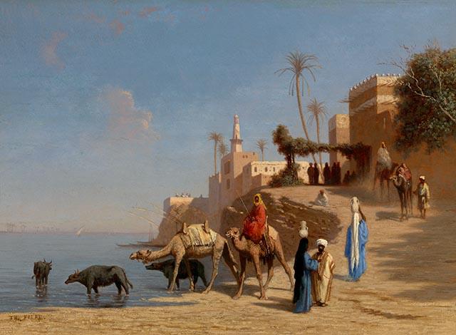 متتالية مصرية للكلارينيت والبيانو من اعمال ابو بكر خيرت  Berko_10