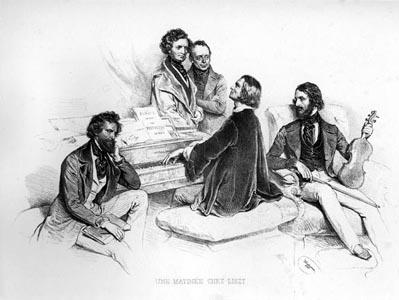 روميو وجولييت عمل موسيقى من تاليف الموسيقار الفرنسى برليوز عام 1839 Berlio15