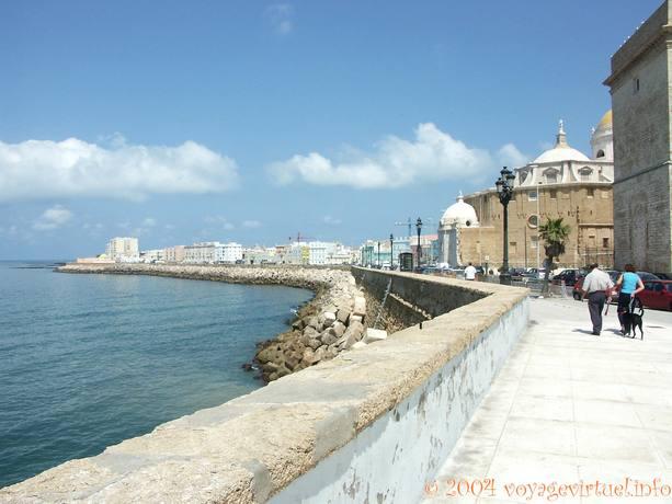 El Puerto بتوزيع اوركسترالى من اعمال البنيز Cadiz_10