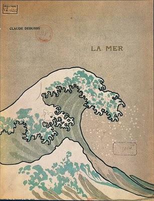 ثلاث لوحات موسيقية معروفة باسم ( البحر) للاوركسترا اشهر اعمال ديبوسى Debuss17