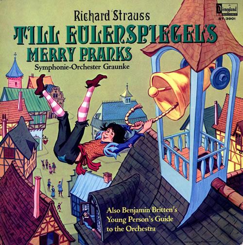 القصيد السيمفونى (تيل المهزار او مرآة البوم) Till Eulenspiegel مصنف رقم 28 اشهر اعمال ريتشارد شتراوس Disney10