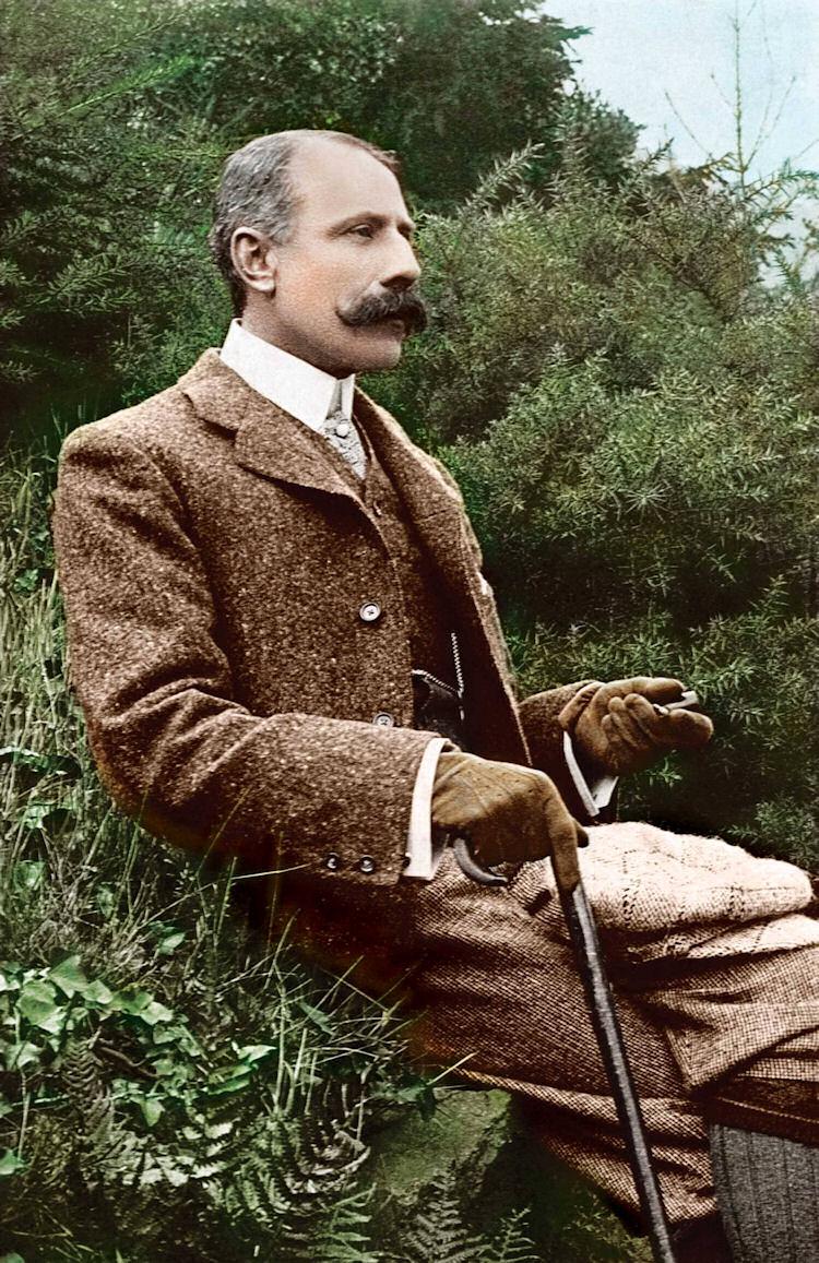 الموسيقار الانجليزى ادوارد الجار Elgar-11