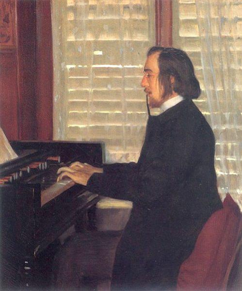 اشهر عمل للموسيقار اريك ساتية Gymnopédies I - II - III مؤلف عام 1880 Erik_s14