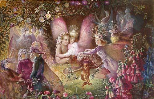 اشهر اعمال مندلسون (افتتاحية حلم ليلة صيف) A Midsummer Night's Dream, Op.61    Fitz_t10
