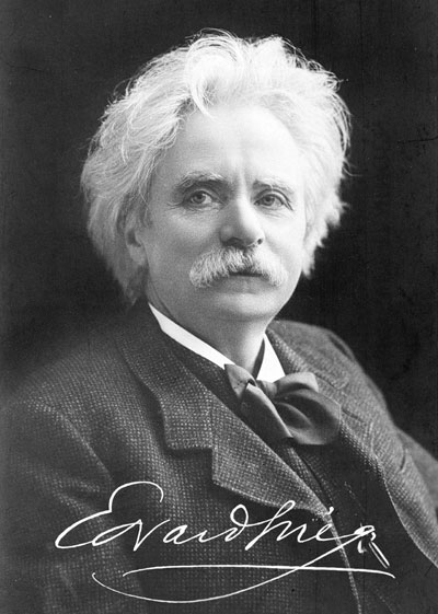 حصريا اشهر اعمال ادفارد جريج (متتابعة هولبرج) مصنف رقم 40 للاوركسترا Holberg Suite Grieg-10