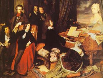 جواكينو روسينى موتسارت ايطاليا Liszt_11