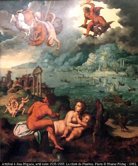 القصيد السيمفونى (فيتون) phaeton مصنف 39 من اعمال سان صانص  Phaeth10