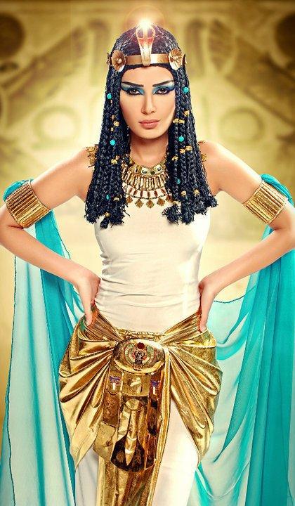 رقصة عروس النيل للاوركسترا من اعمال الموسيقار المصرى نادر عباسى Pharoa11