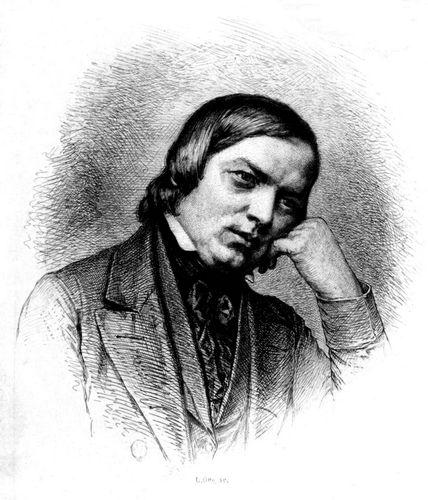 كونشرتو البيانو والاوركسترا مصنف 54 اشهر اعمال روبرت شومان Robert13