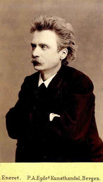 ادفارد جريج اكبر مؤلفى النرويج فى العصر الرومانتيكى Screen57
