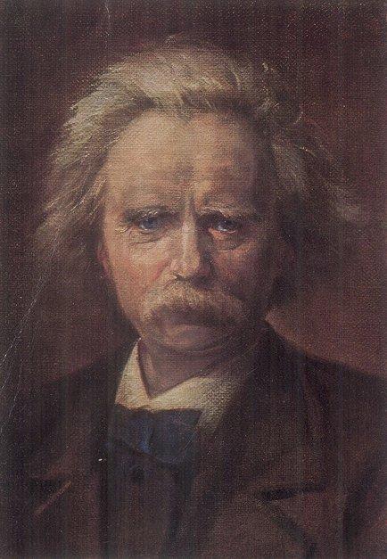 ادفارد جريج اكبر مؤلفى النرويج فى العصر الرومانتيكى Screen66