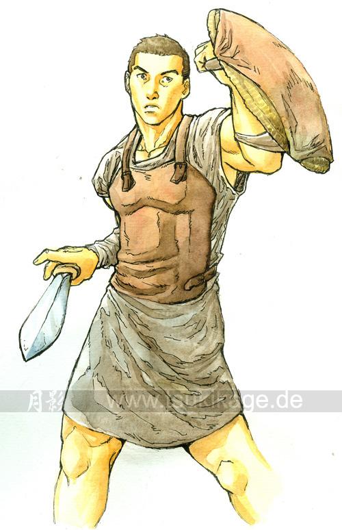 افتتاحية للاوركسترا بعنوان (سبارتاكوس) من اعمال سان صانص حصريا على اساطين النغم  Sparta10