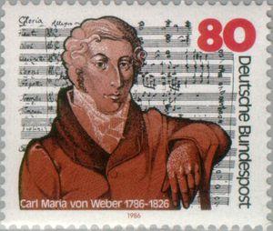 كونسرتينو للكلارينيت و الاوركسترا من اعمال كارل ماريا فون فيبر Weber-10