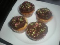Cupcakes : recettes et décors simples - Page 5 Gateau14