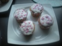 Cupcakes : recettes et décors simples - Page 5 Gateau17