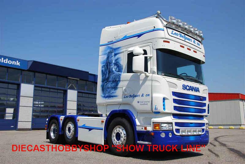 Camions du forum echelle 1 - Page 4 Scania18