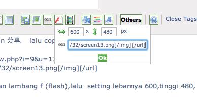 Cara masukkin video flash dari situs youku ke forum!!! Screen14