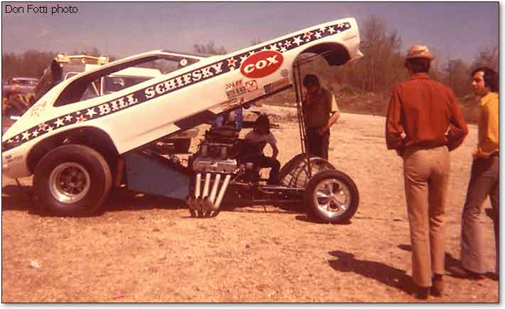 Bill Schifsky Funny Car Cox12
