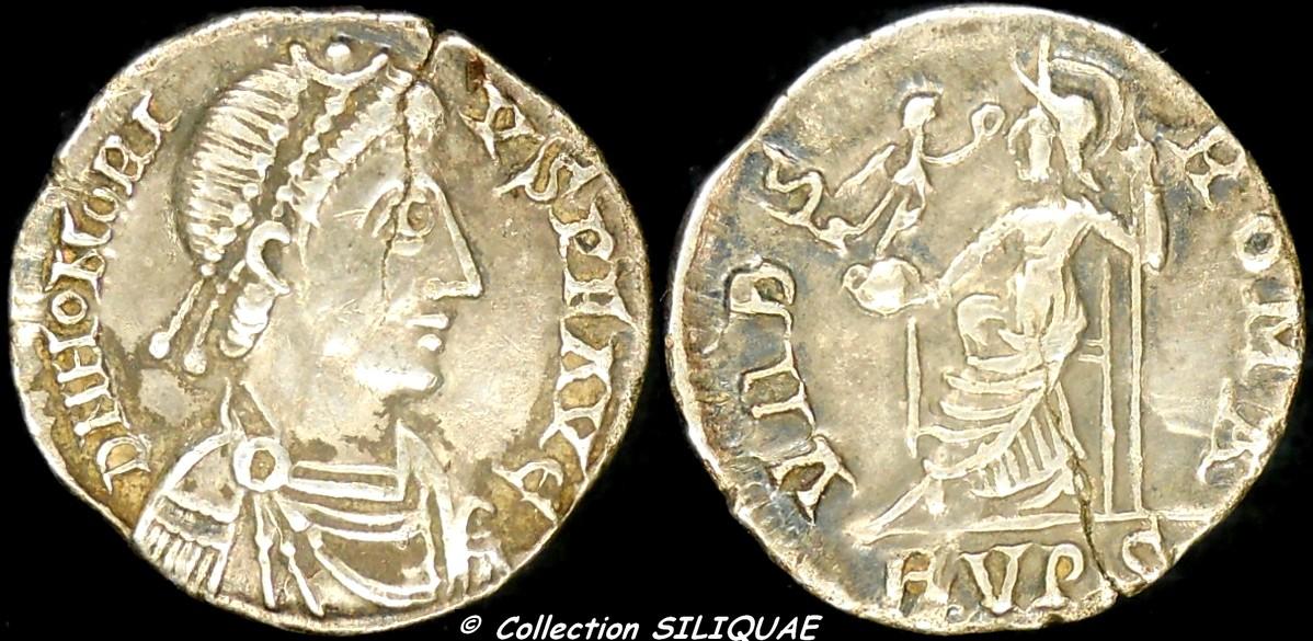 Collection Siliquae - Page 2 Honori12