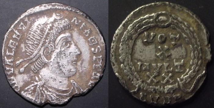 Imitations de Valentinien I - LYON Sans_124