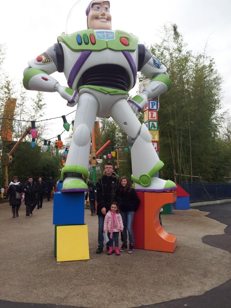 Lililuce et sa petite famille au pays des rêves :) 20120119