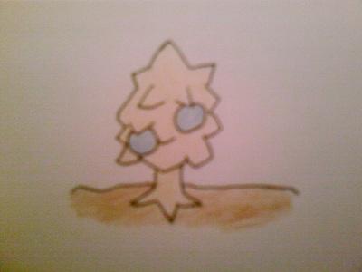 Phanpy: ¡Quiero ver el árbol de aranja! 08112010