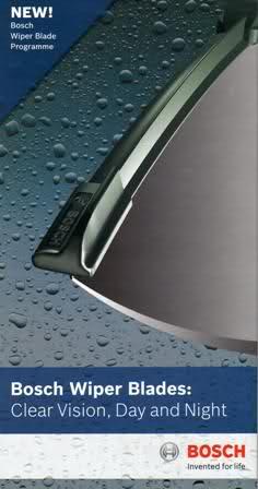 YourCarEssential - Bosch Aerotwin/Platinum Fusion Aerotw10