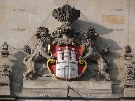 Wappen von Hamburg Corel/Movo (gscappini) Hambur10