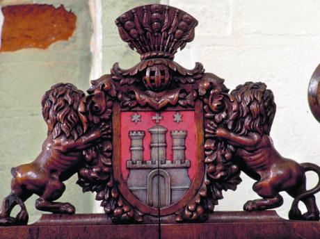 Wappen von Hamburg Corel/Movo (gscappini) Stemma10
