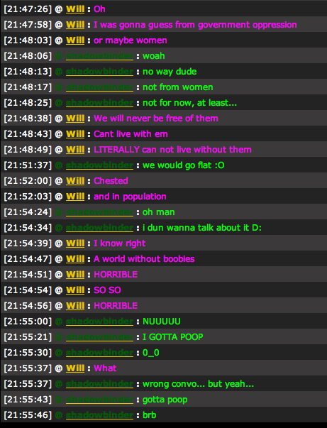 Weird Chatbox Moments Screen17