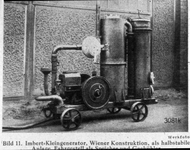Tout premier gazo moteur fixe. Hgenon10