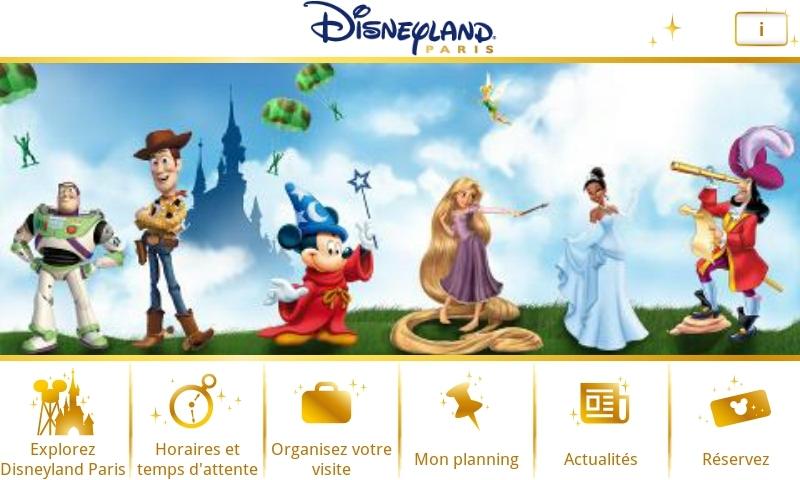 Application Disneyland Paris officielle sur iPhone, Android et iPad - Page 12 111