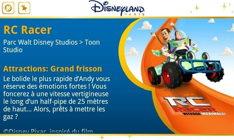 Application Disneyland Paris officielle sur iPhone, Android et iPad - Page 12 610