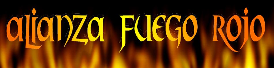 F.R - FUEGO ROJO