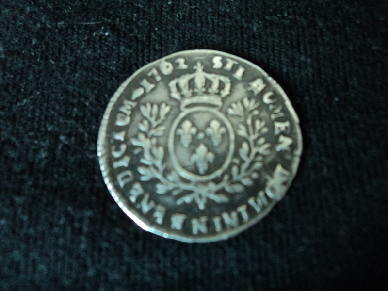 louis XV 1762 N 1/10ecu au bandeau 1762_n12