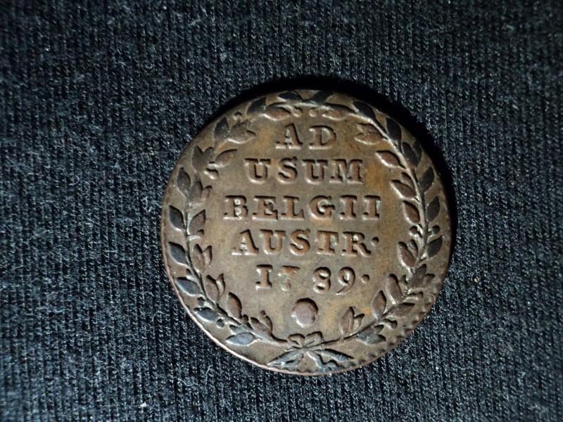 2 liards de Joseph II (Belgique - Pays Bas Autrichiens) [WM n° 8209] Dsc00623