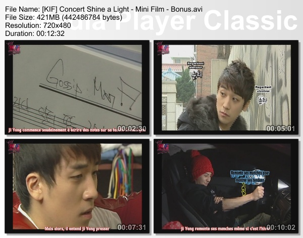 G Dragon - Concert Shine a Light - Bonus - Mini Film  Thumbs14