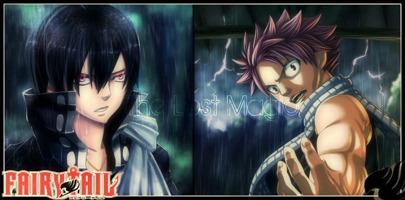 Fairy tail, Lost Magic