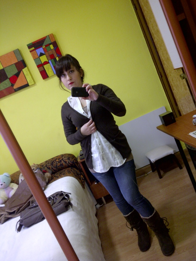 OUTFIT OF THE DAY Mieres11