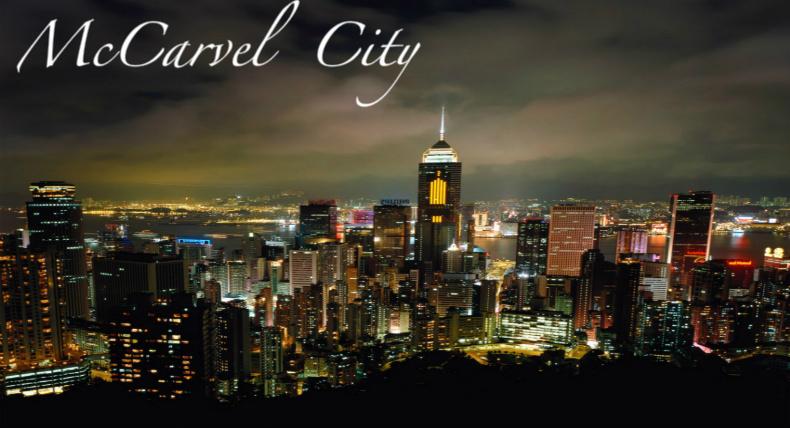 McCarvel City