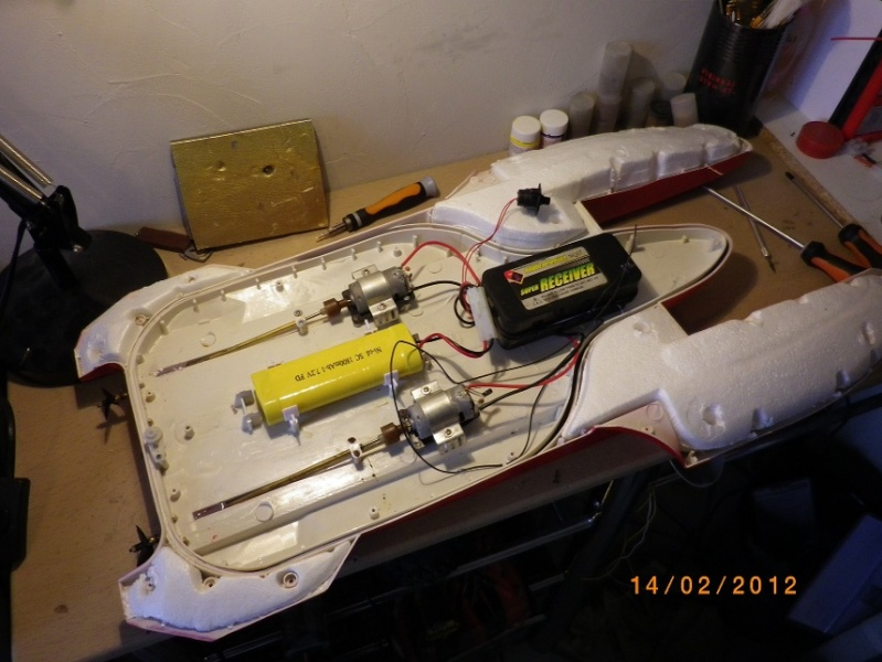 mon bi moteur flotan !  245