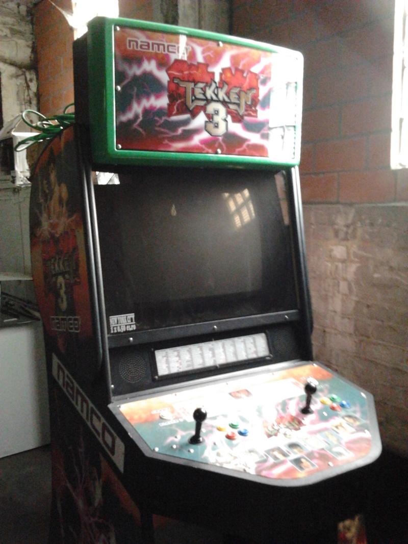 [VENDS] Borne d'arcade Tekken 3  2012-017